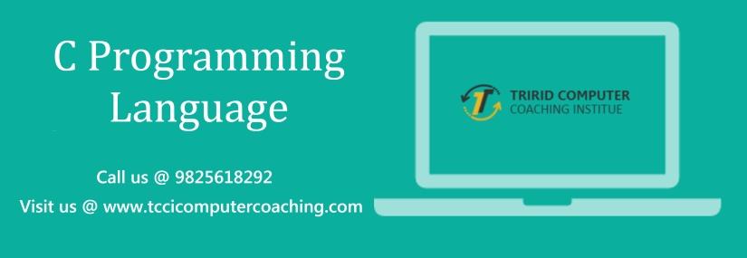 c programming at tcci